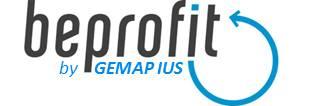 logo BeProfit by Gemap IUS
