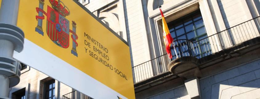 ministerio empleo